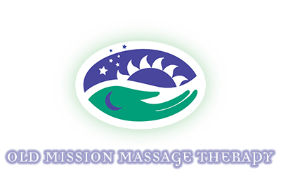 Old Mission Massagelogo